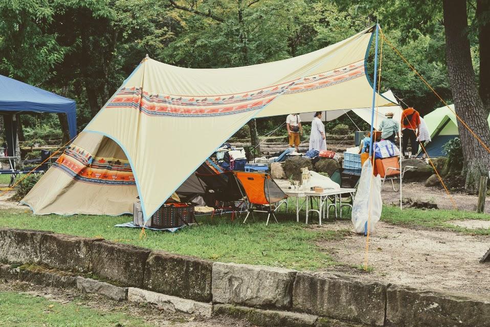 テント購入