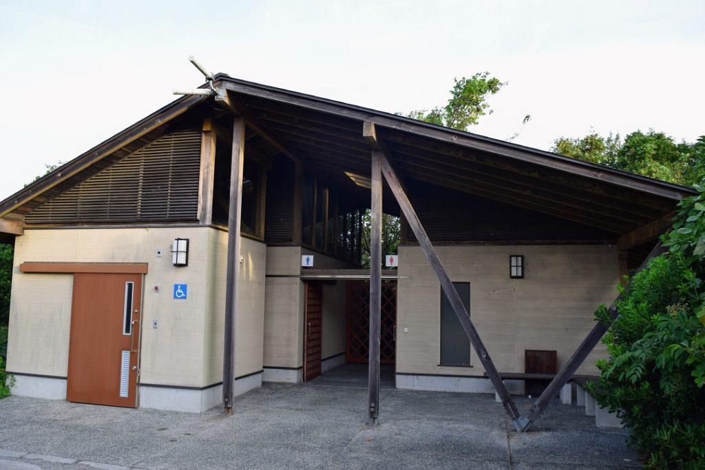 休暇村讃岐五色台トイレ